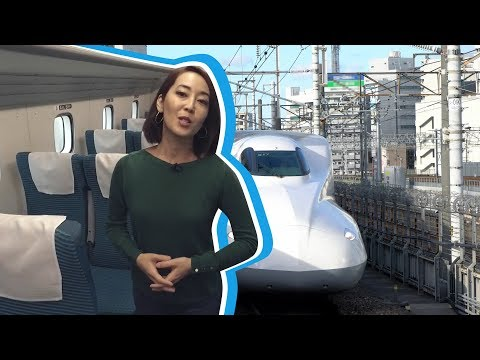 We took a ride on the world's fastest train | CNBC Reports