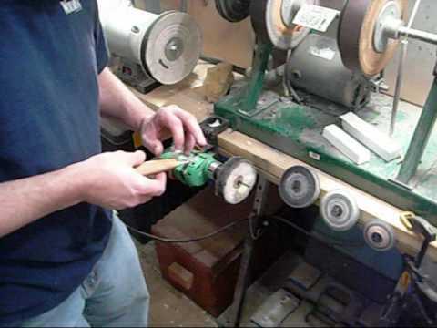 John Burke Woodcarving Tool Sharpener Doovi