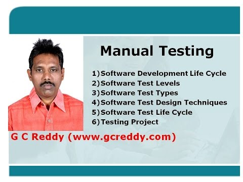 Manual Testing Tutorial for Beginners