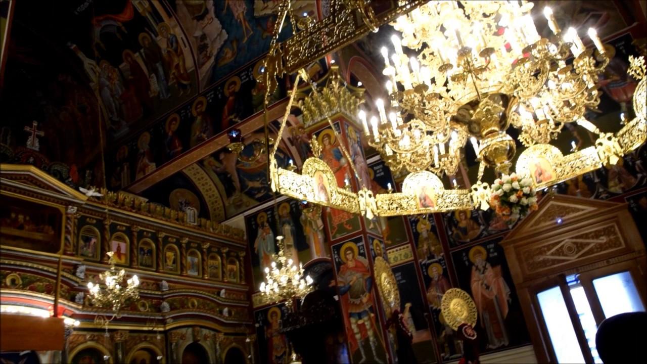 Υποδοχή Τιμίας Κάρας στον Ιερό Ναό του Αγίου Νεομάρτυρος Δημητρίου Μερκοβουνίου