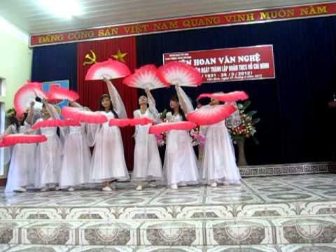 Múa hát chào mừng 26 - 3 TTGDTX-HNDN Huyện Yên Bình