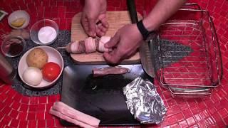 Шашлык (быстрый) из свиной вырезки