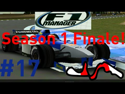 F1 Manager: Minardi Manager Career - Part 17 - Suzuka (Season 1 Finale)