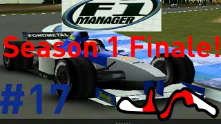 F1 Manager: Minardi Manager Career - Part 17 - Suzuka (Finale)