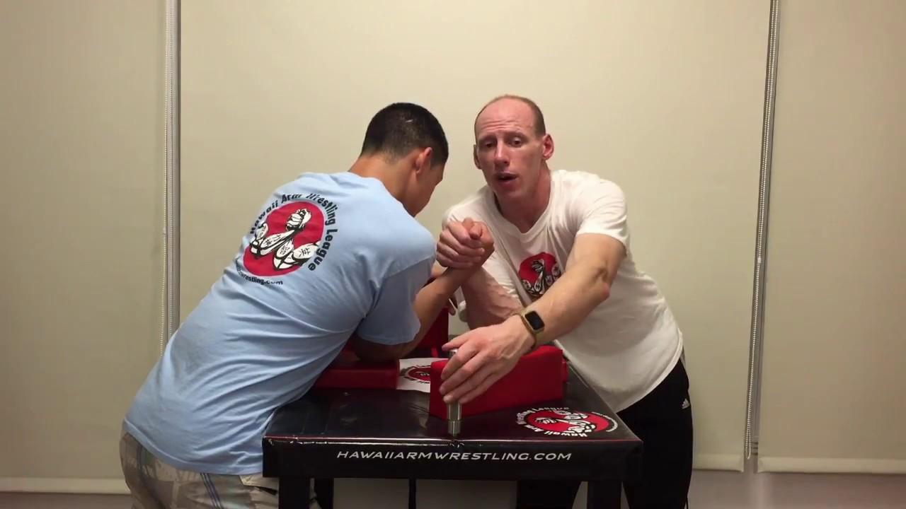 Arm wrestling technique. Arm wrestling tactics 73