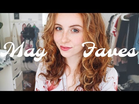 MAY FAVOURITES! | Summer Skincare, Beauty & Clothing
