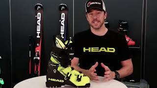 HEAD VECTOR RS 2018/2019. Обзор новых горнолыжных ботинок.
