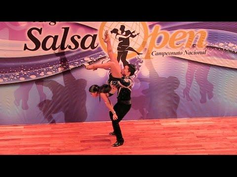 Argentina Salsa Open 2015 ~ Final Parejas ~ Johanna & Matías Ortiz