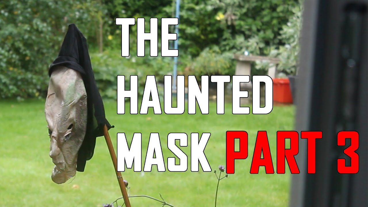 the haunted mask ii and anthology Give yourself goosebumps: the haunted mask ii september 24, 2017 october 12, 2017 amelia wellman 0 comment books, give.