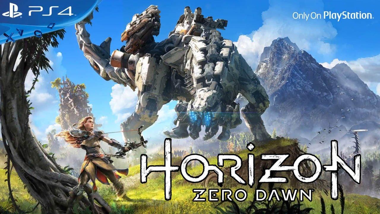 Horizon Zero Dawn Ps4 Aloy S Journey Trailer 1080p Hd