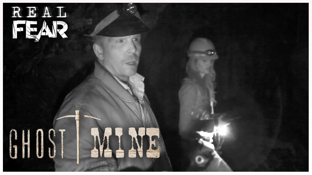 Download The Phantom Wind   Ghost Mine   Real Fear