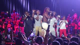 Boosie Bash 2k18: WNC Whop Bezzy Live Performance (ft. Jay Lewis, 70th Street Carlos, Boosie)