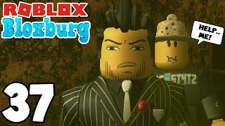 CAPTURED BY SUIT MAN! | Roblox BLOXBURG | Ep.37