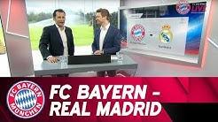 FC Bayern - Real Madrid & Kovač neuer Bayern-Trainer! | CL-Halbfinal-Auslosung mit Salihamidžić