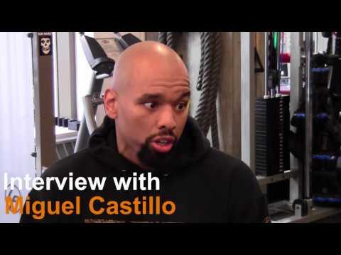 Miguel Castillo Interview at Gotham Gym