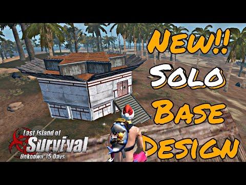 Eco Banker Base Design | Last Island Of Survival 15 Days