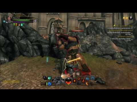 Neverwinter PS4 German Gameplay-angespielt erste Schritte