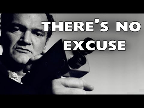 The Story Of Quentin Tarantino - Motivational Video For Filmmakers