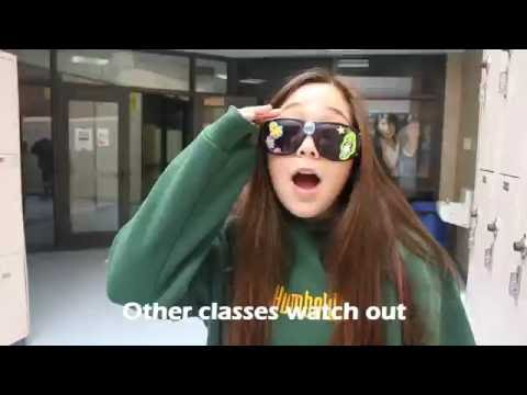 CVHS Freshmen Clash of Classes 2016