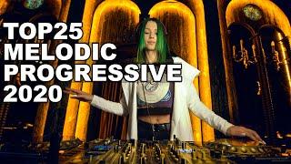Miss Monique - YearMix  2020 [Progressive/Melodic House DJ Mix]