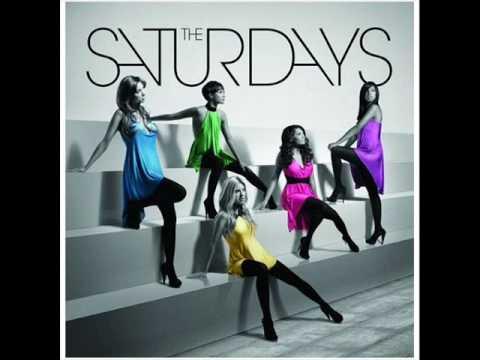 The Saturdays - Chasing Lights with Lyrics