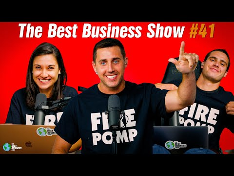 The Best Business Show with Anthony Pompliano - Episode #41