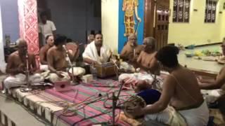 Chal Chal Radhe Brindhavaneswari - Dr UKB & goshtiyaar at Manachanallur
