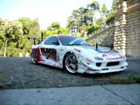 Yokomo Apexi Rc Drift Youtube