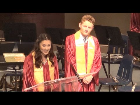 2016 8th GRADE COMMENCEMENT CEREMONY - Valley Christian Middle School