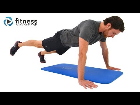 Killer at Home Chest Workout - 10 Minute Chest Workout Without Weights
