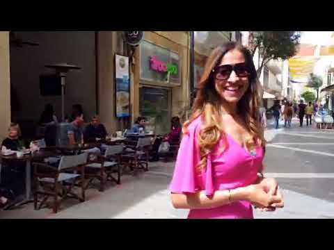 Cyprus Paradise Live at Ledra Street, Cyprus part of our Free Nicosia Tour!