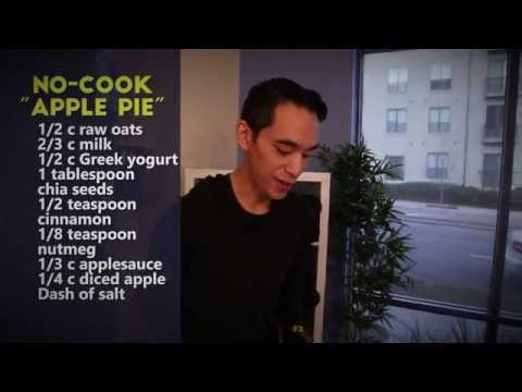 FXfit Nutritional Series - Jonathan (No Cook Apple Pie)