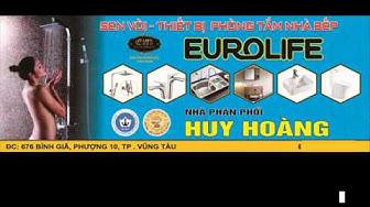SHOWROOM mới của EUROLIFE tại thành phố Vũng Tàu