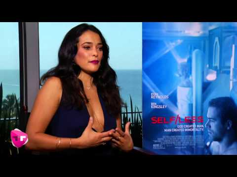 Selfless Movie Entrevista con Natalie Martinez
