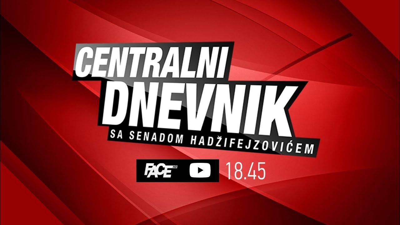 CENTRALNI DNEVNIK - 30.07.2021.