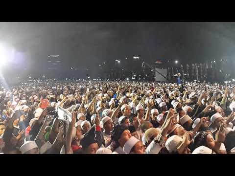 "Event Akbar Nurul Musthofa 3 Januari 2015 MONAS ""Mahalul qiyam"""