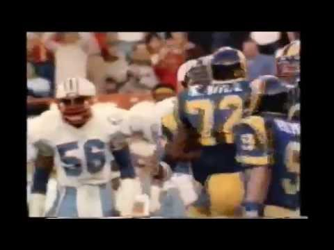 Eric Dickerson - Greatest RB of all time