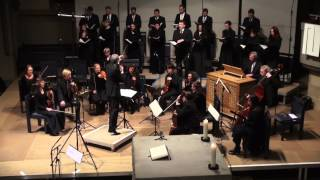 J.S. Bach, Kantate BWV 156: Nr. 5 Recitativo & Nr. 6 Choral | Leitung: Kay Johannsen