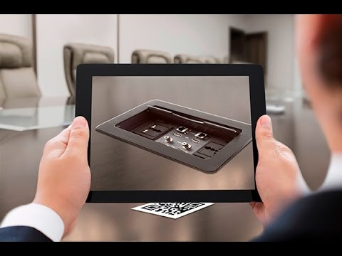 Kramer Room Connectivity: Augmented Reality Software - Video Tutorial