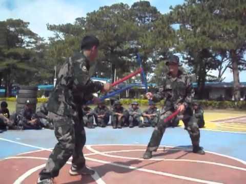 Philippine National Police PNP CAR  KALI-CQC TACTICAL TRAINING