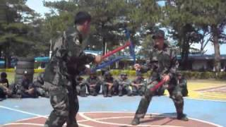 Philippine National Police Pnp Car  Kali-cqc Tactical Training