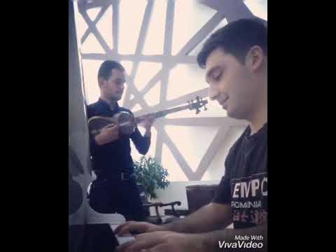 Michael Ortega - Broken Hearts By Jeyhun Mursalov ( Piano & Tar Cover) Maugli Mc Azerbaijan Baku😍🎹