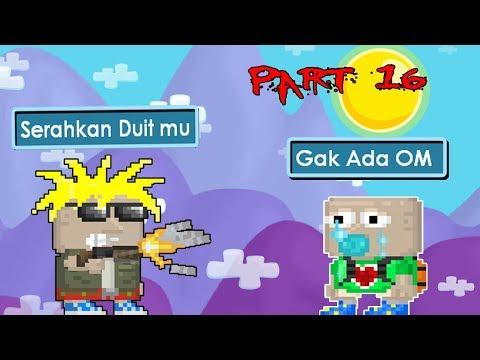 Kisah Kakak Adik New Series part 16 | GROWTOPIA INDONESIA