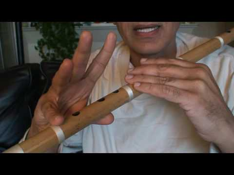 Lesson - How to start playing bansuri