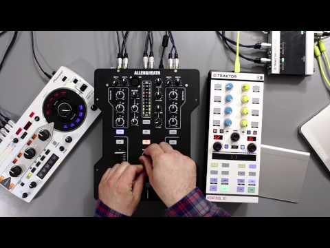 Budget DJ Mixers Review (Pt 1): Pioneer DJM-250 + Allen & Heath Xone:23