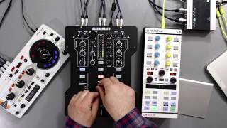 Top 10 Mixers - Budget DJ Mixers Review (Pt 1): Pioneer DJM-250 + Allen & Heath Xone:23