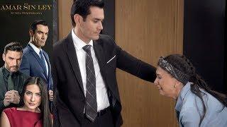 Por Amar Sin Ley 2 - Capítulo 47: Fanny peleará por la custodia de Karla - Televisa