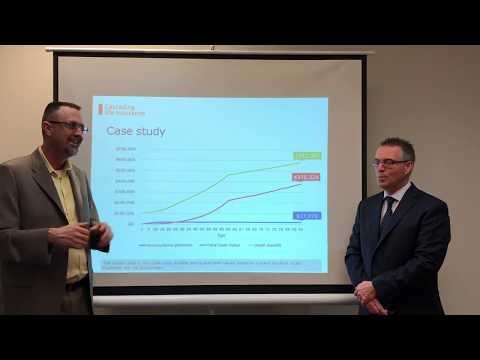 FINANCIAL ASSET For KIDS /  Education from Shawn Hughes, RVP at Foresters Financial / Ontario Canada