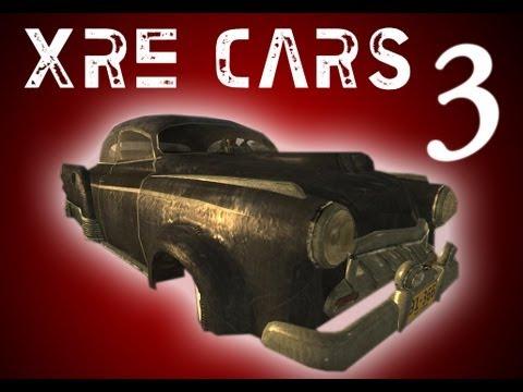 Fallout New Vegas Mods: XRE Cars - Part 3