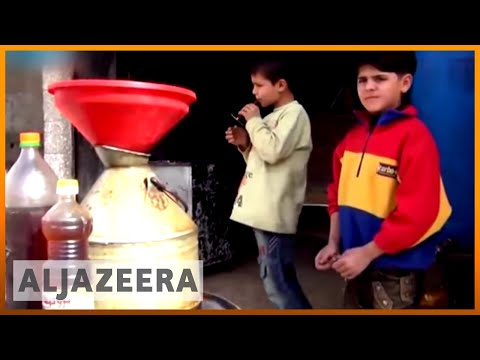 🇸🇾 Syria crisis: Life under siege in Eastern Ghouta | Al Jazeera English